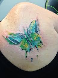 tatuaje acuarelas